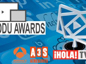 Atresmedia Internacional, 'Premio PRODU al Mejor uso Transmedia'