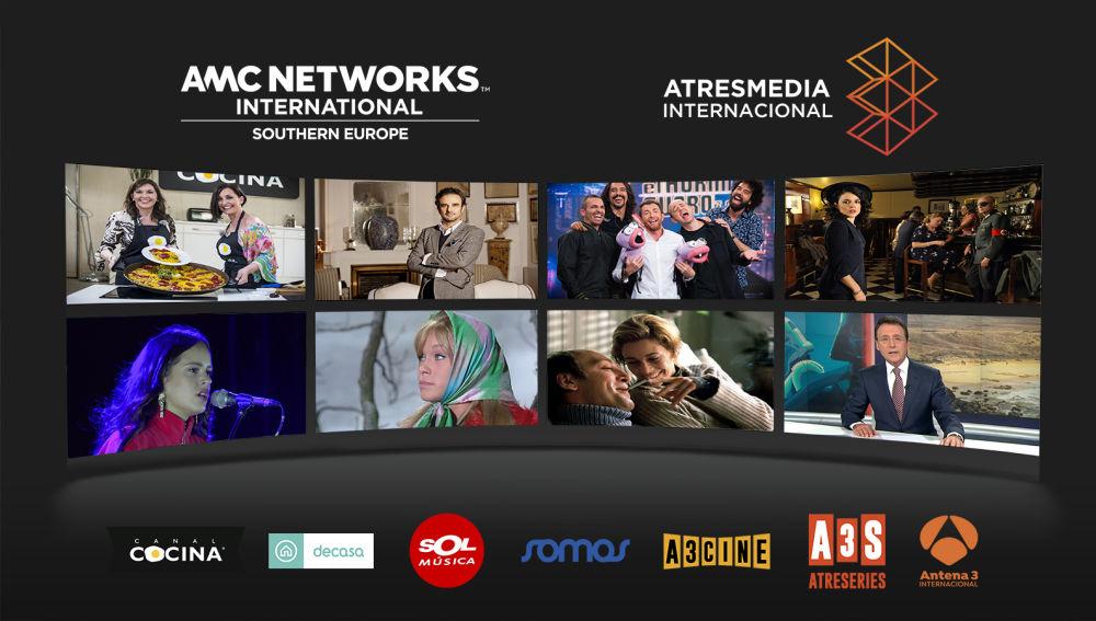 La oferta de siete canales cuenta con lo mejor de la televisión en español